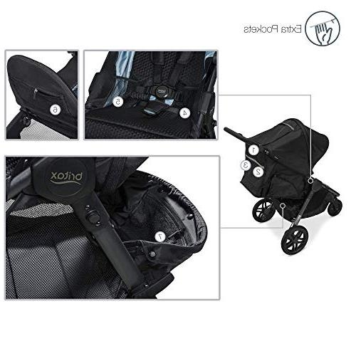 Britax Cool Flow Grey