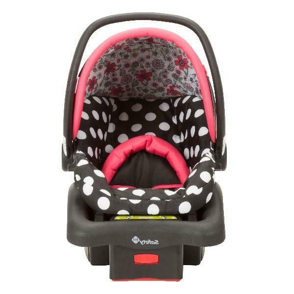 Baby Seat and Stroller Combo Set Safety Travel System for