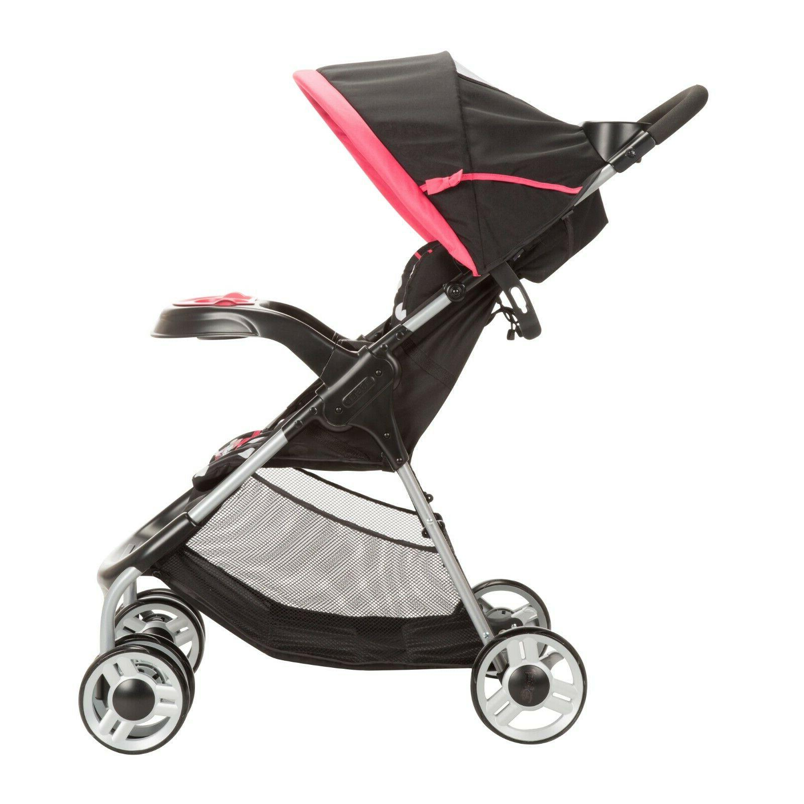 Baby Seat and Stroller Set Travel for Infant Girl