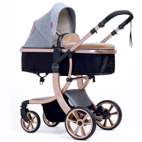 Baby Child Carriage Safe Kid Single