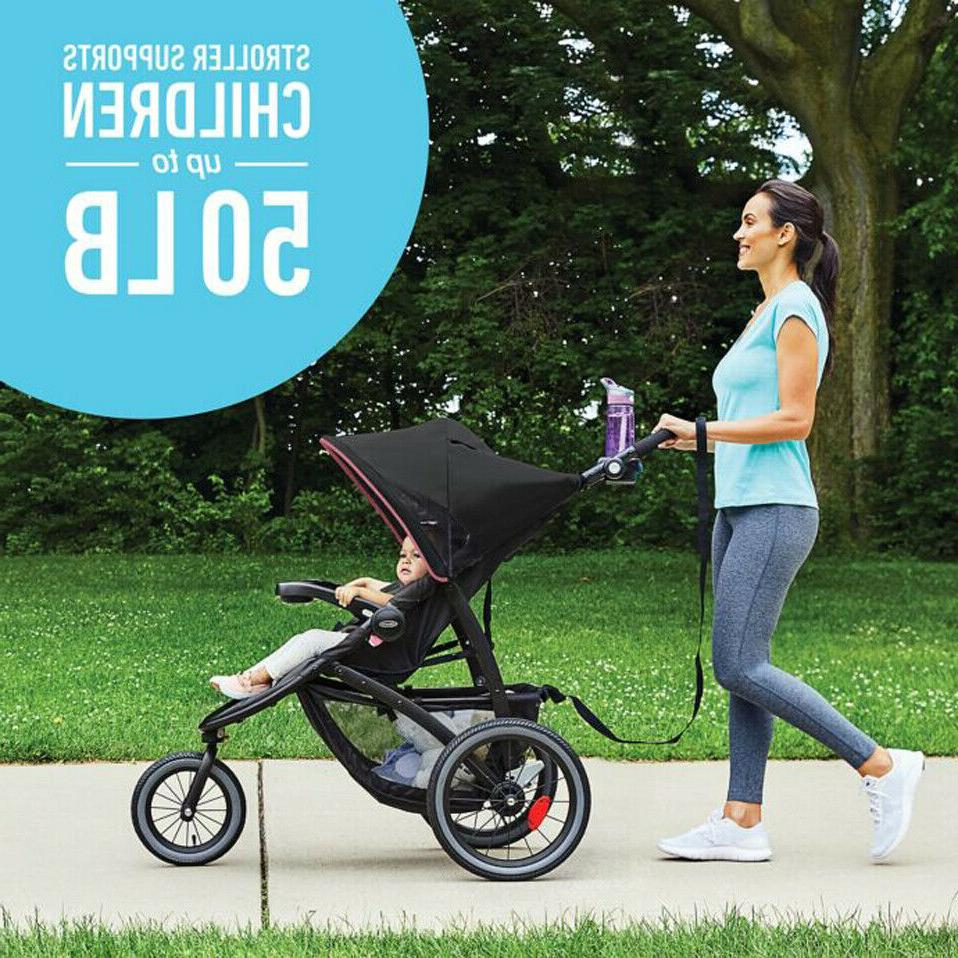 Graco Baby Jogger LX One-Hand Seat