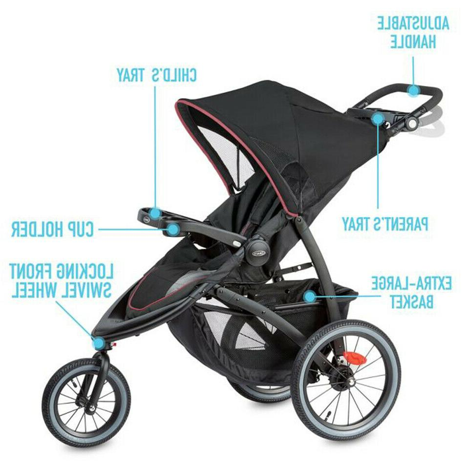 Graco Jogger LX Reclining Seat Stroller