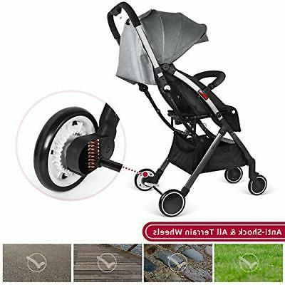 besrey Baby Kids with Pull Rod Easy