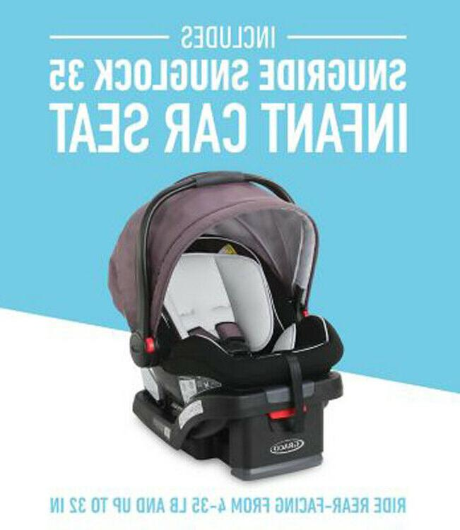 Graco Baby Travel System Stroller Infant Tambi