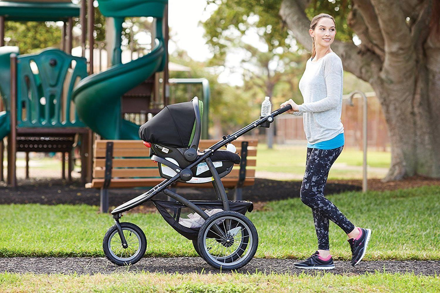 Graco Baby Travel System Infant Car