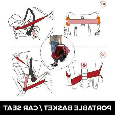 Baby Foldable Buggy Travel Car Seat