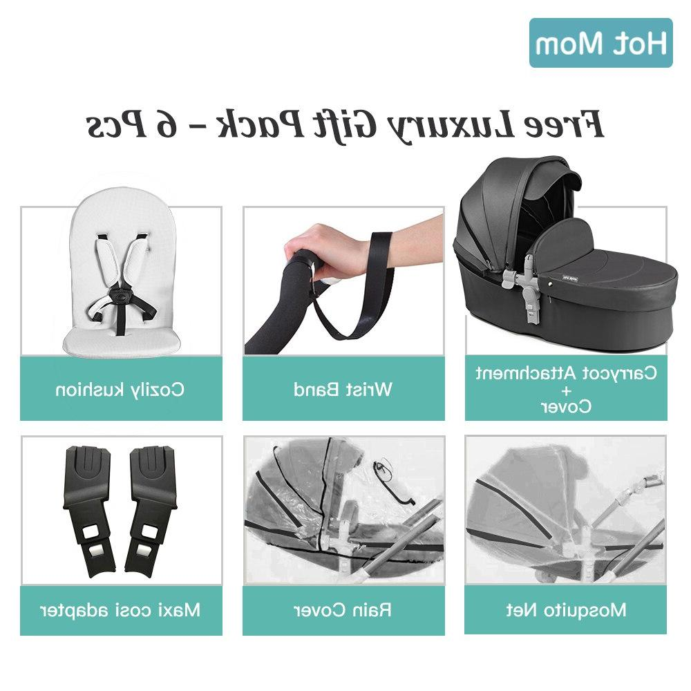 Hot 3 in 1 system with <font><b>bassinet</b></font> car Function,Luxury Pram