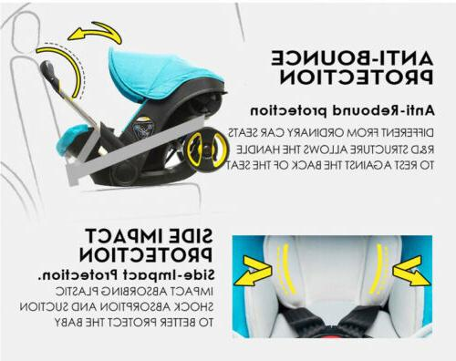 Multifunctional Car Seat Stroller Baby Safety