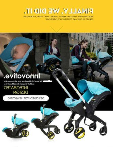 Multifunctional Seat Baby Stroller Safety