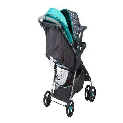 Baby and Seat Walker Travel System Foot Brakes