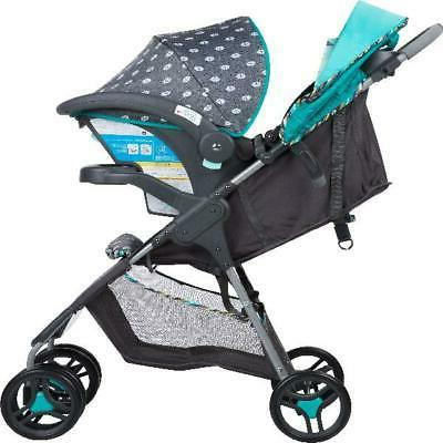 Baby Stroller Car Seat Combo Infant Walker Travel Foot Brakes