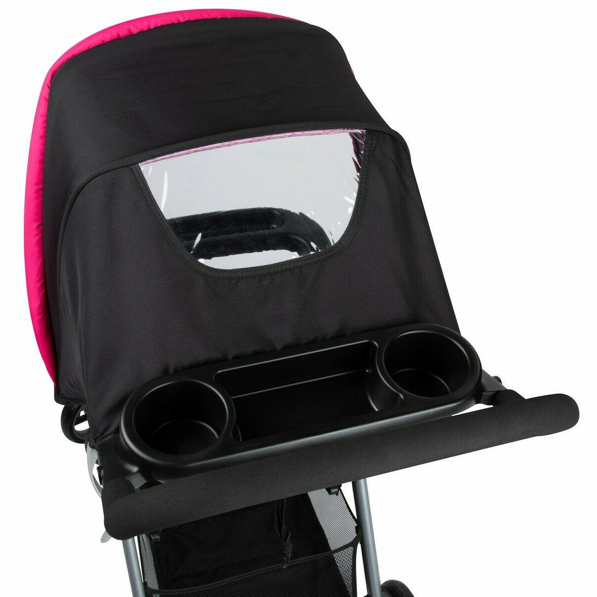 Disney Baby Stroller with Car Seat Infant Bouncer