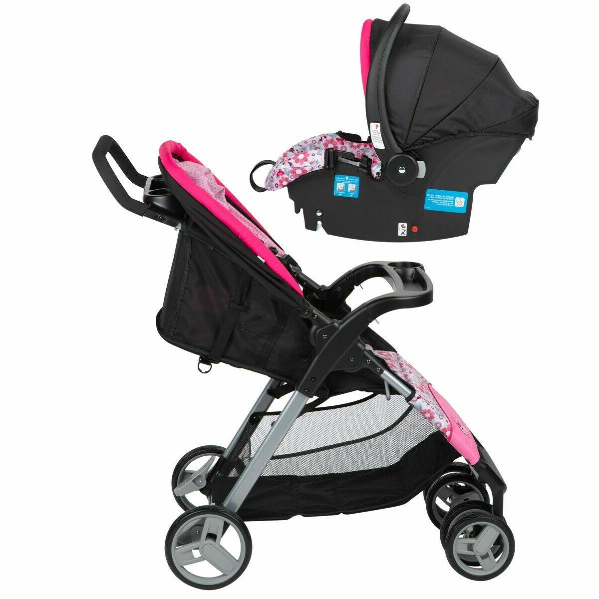 Disney Baby System with Car Seat Infant Playard Bouncer