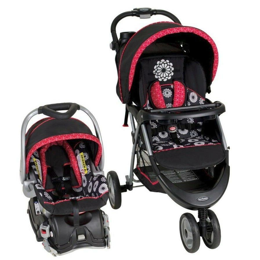 baby stroller car seat w base travel