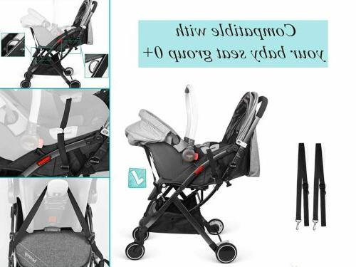 besrey Baby Stroller Foldable Buggy Infant With