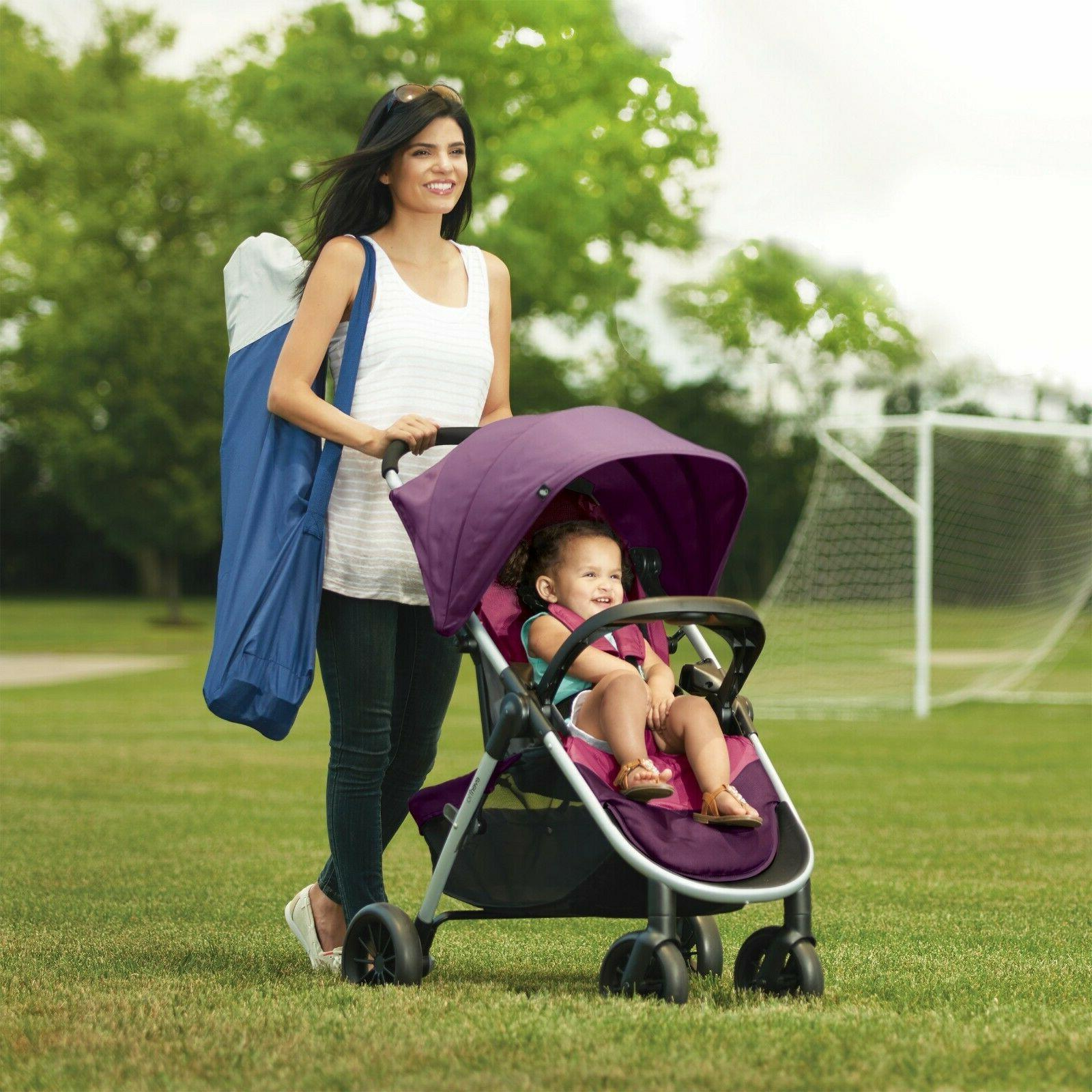 Evenflo Stroller Baby System with Litemax ICS,