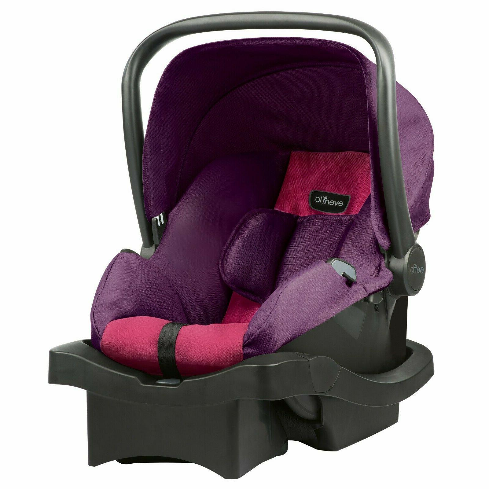 Evenflo Stroller Baby Travel System with Car Se