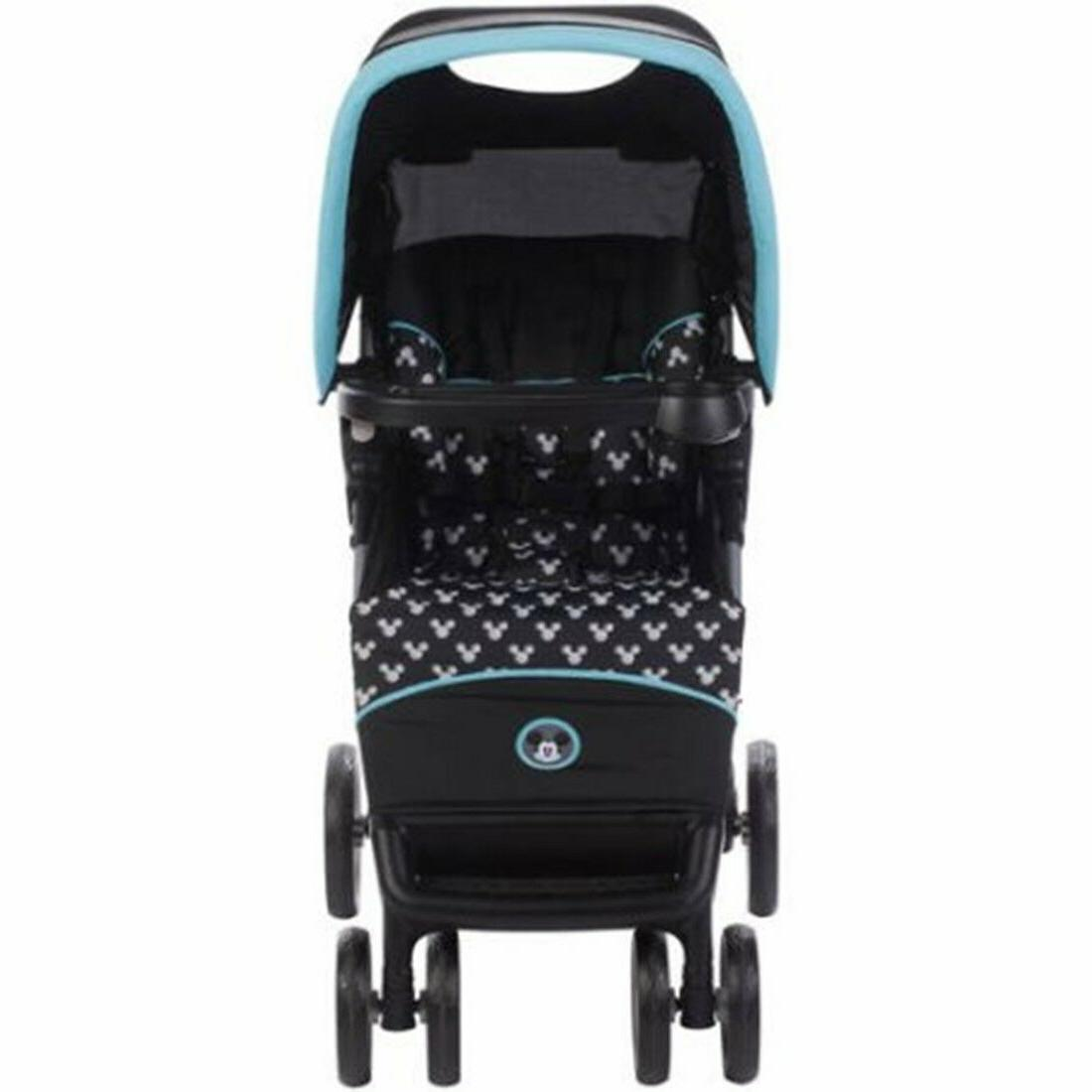 Disney Baby Stroller with Car Playard Crib Travel System