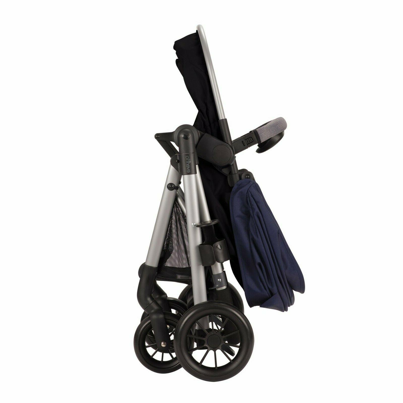 Baby Strollers Car Seat Combo 1 Reversible