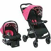 Baby Strollers And Car Seat Combo Click Connect Travel Syste