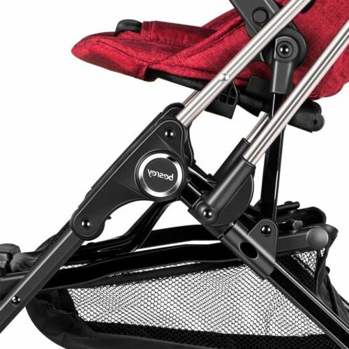Besrey Baby System Infant Carriage Foldable