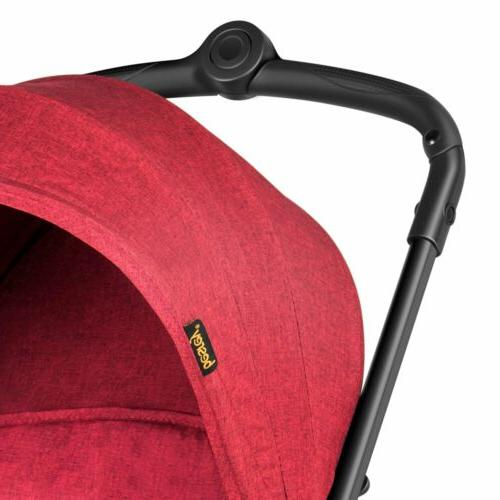 Besrey System Lightweight Infant Carriage Foldable