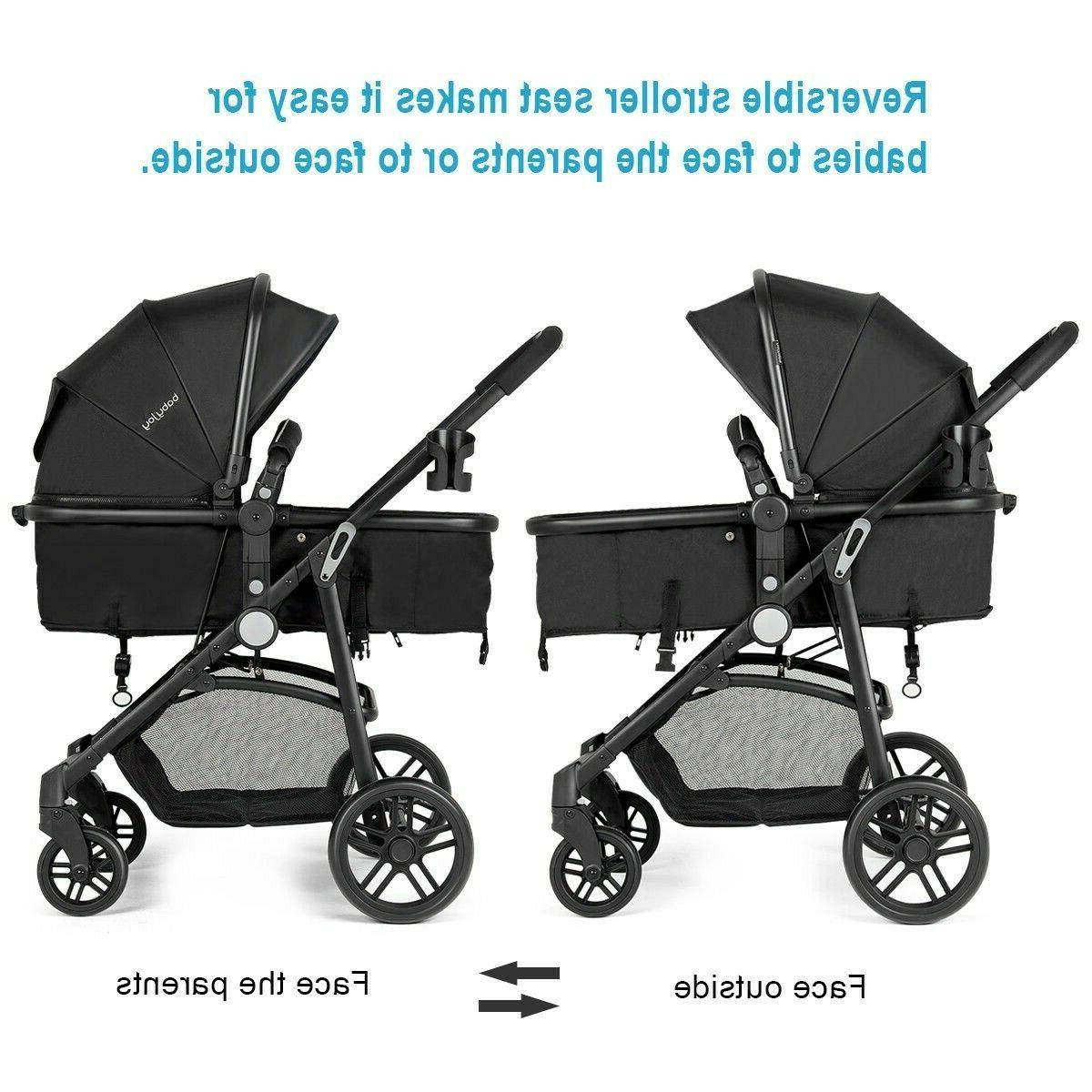 Baby Strollers System Newborn Foldable Infant Stroller