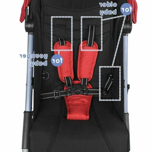 Systems Folding Toddler Carriage