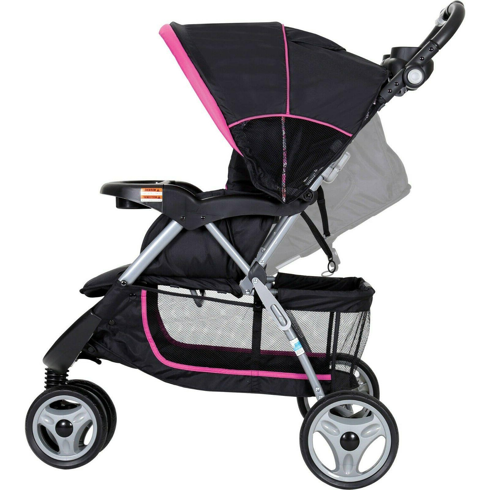 Baby Travel System, Floral Garden, includes the Stroller and