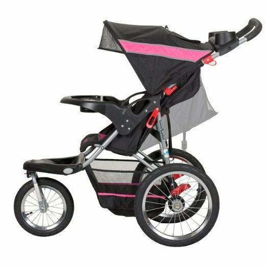 Baby Trend Babytrend Jogger Running Single Seat Strollers