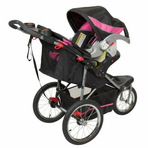 Baby Trend Expedition Jogger Seat