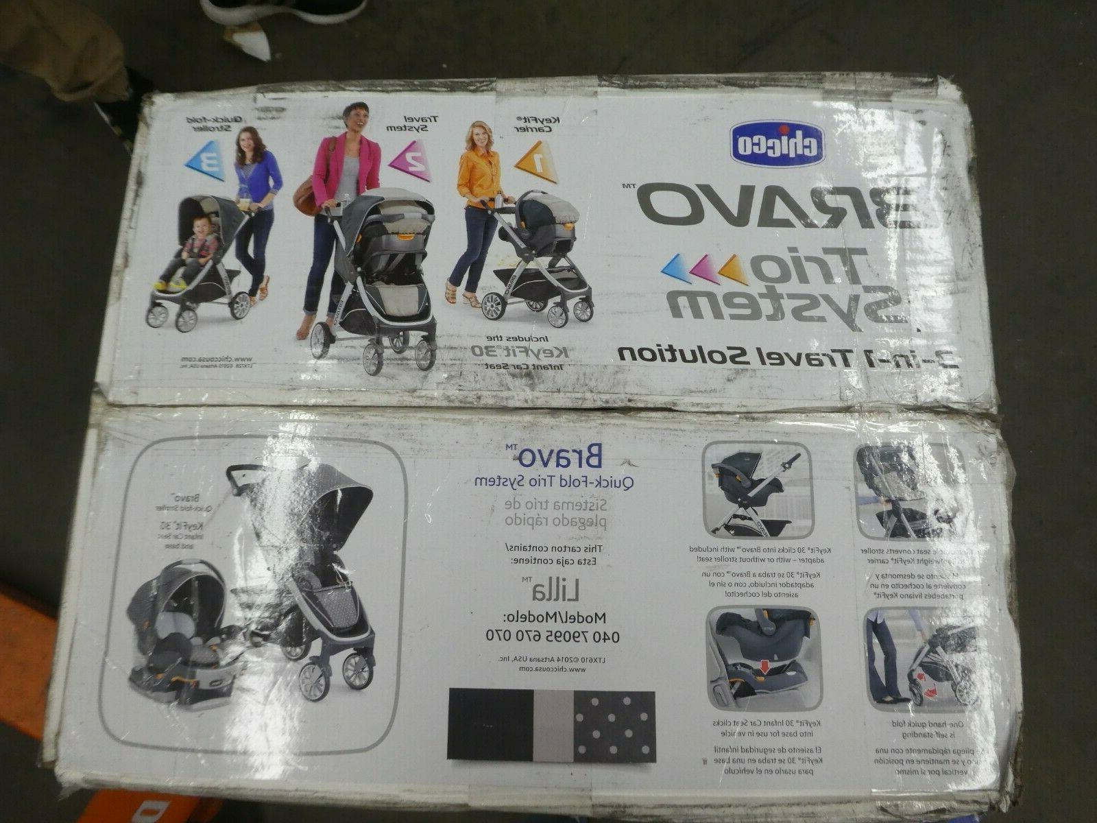 Chicco Trio Travel System,