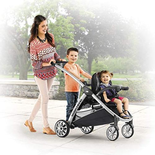 Chicco Standing/Sitting Double Stroller,