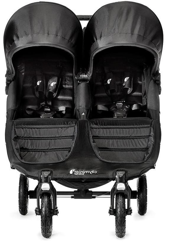 Infant Girl's Baby Jogger 'City - Black