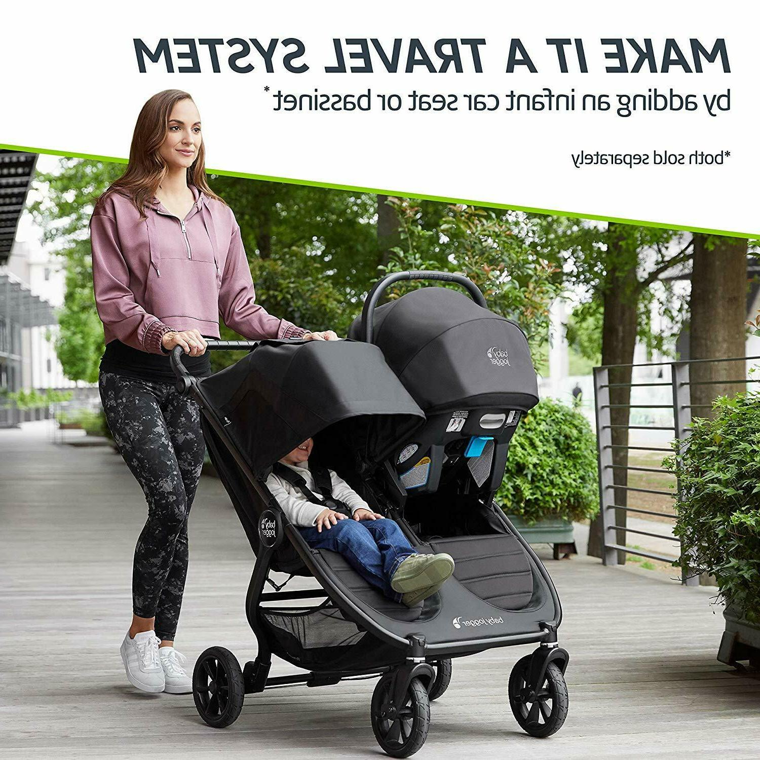 Baby City Mini GT2 Baby Double Stroller NEW
