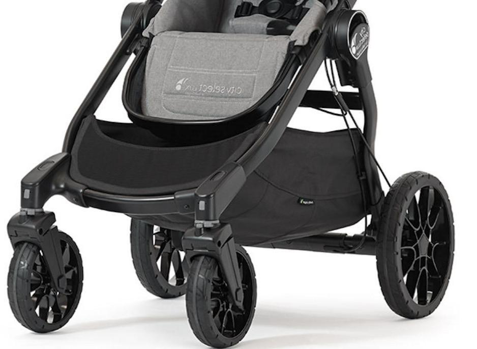 Baby Lux Compact Fold Terrain Stroller NEW