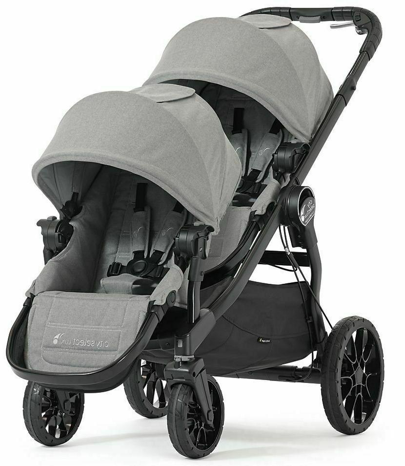 Baby Jogger City Select Lux Compact Fold All