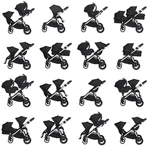 Baby Jogger Select Second Onyx