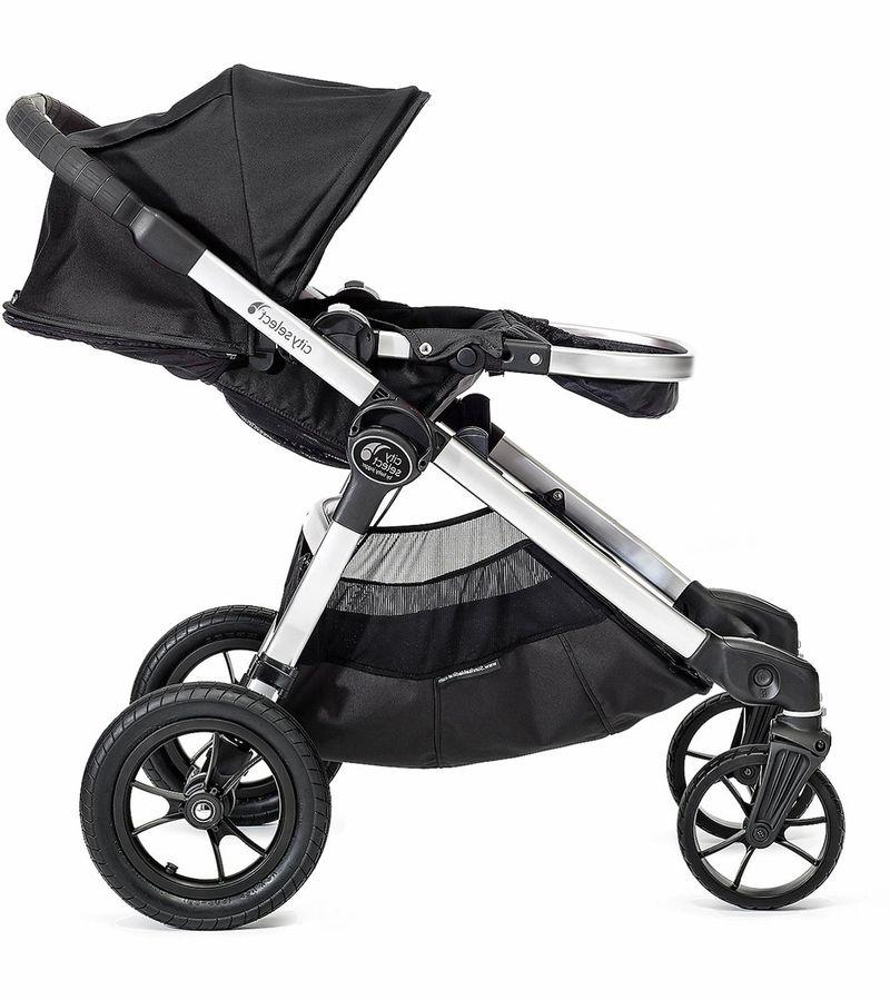 Baby Jogger City Select Single Baby Stroller
