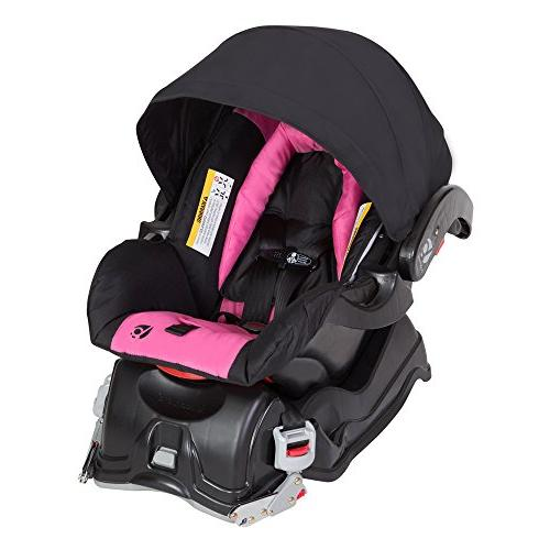 Baby Trend Cityscape Travel Rose