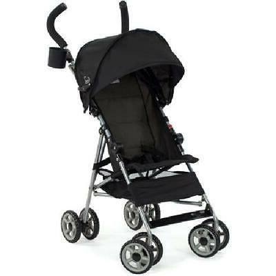 Travel Baby Toddler Umbrella Stroller  with Cup Holder Canop