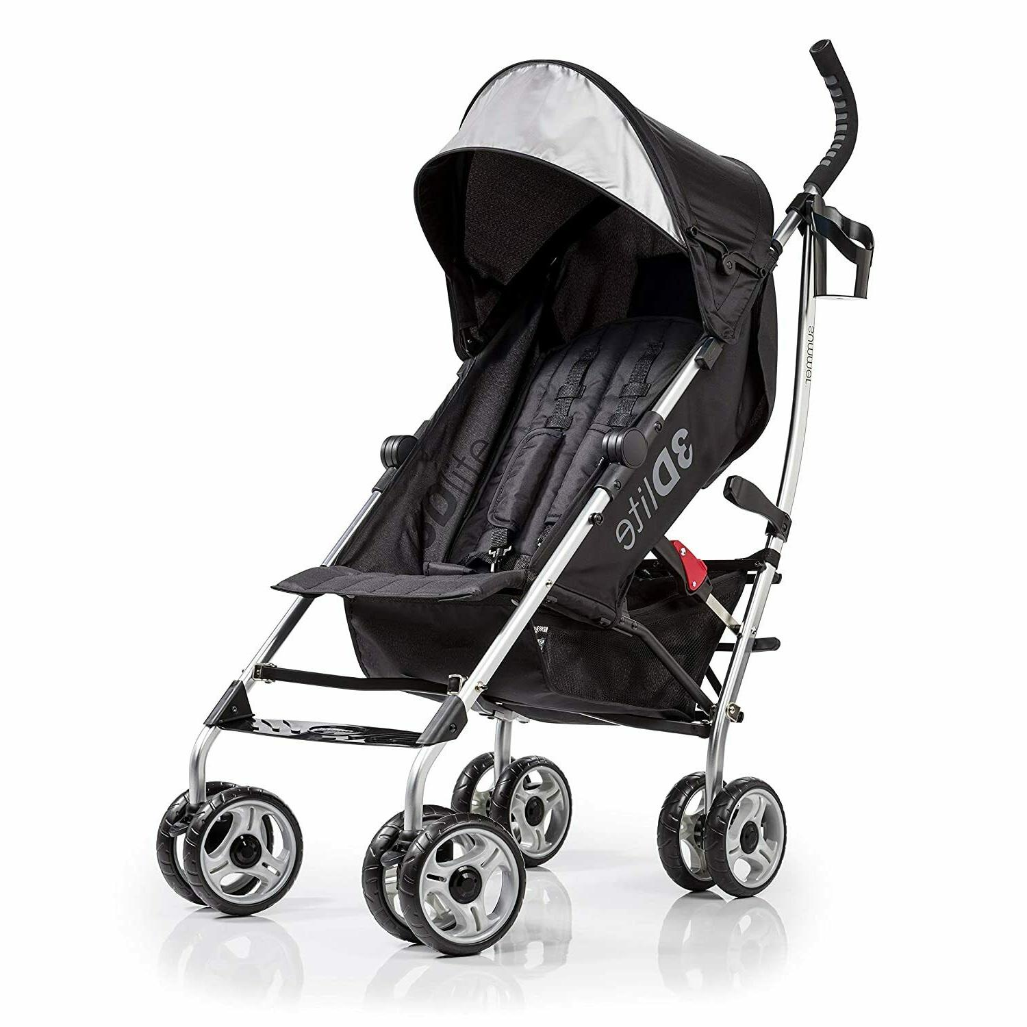Convenience Black Baby Frame compact