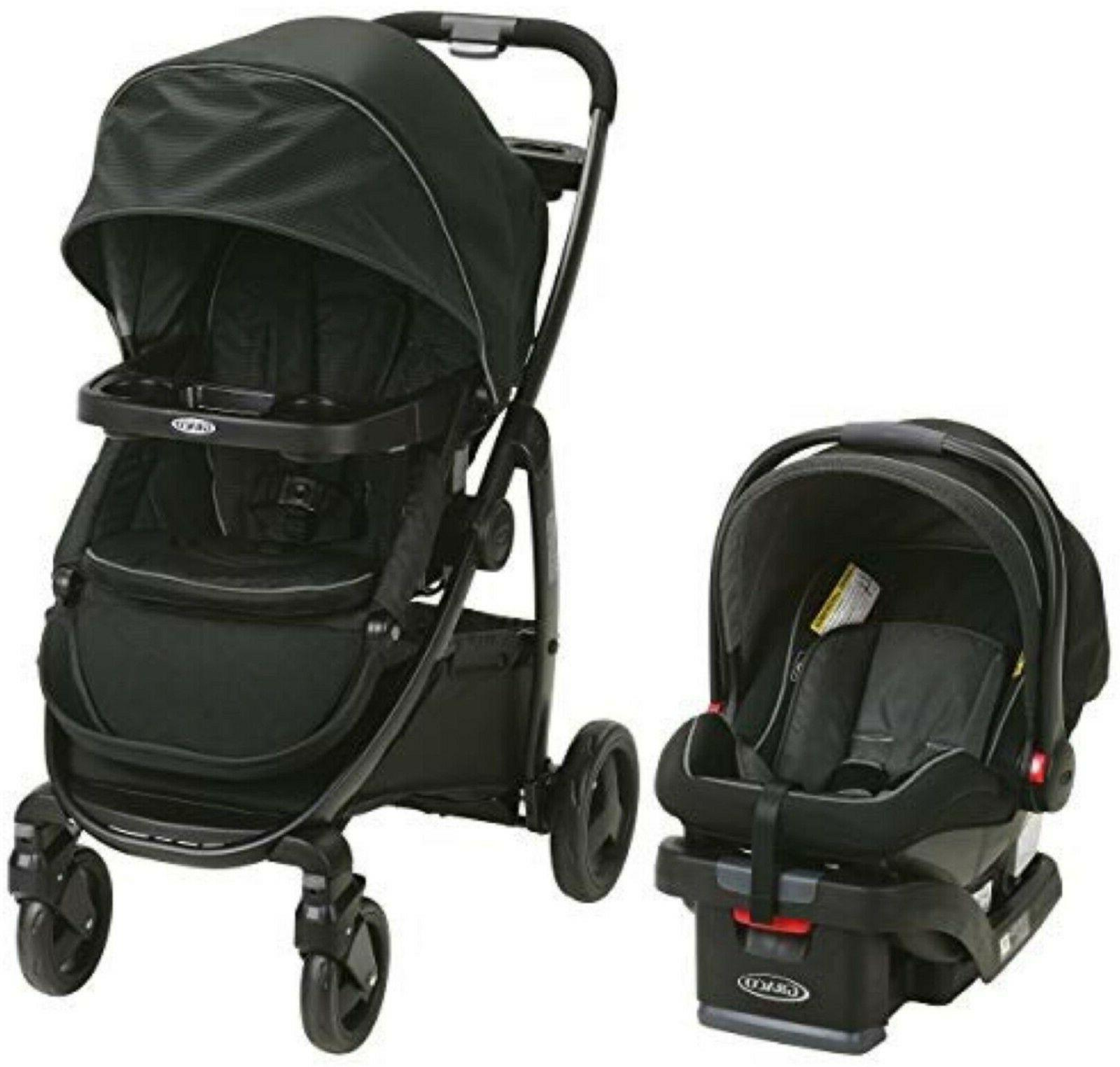 Graco 2048727 3 In 1 Travel System &
