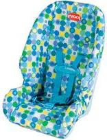 Doll Or Stuffed Toy Booster Seat - Blue Dot by JOOVY