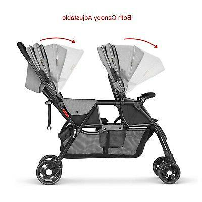Besrey Double Stroller Baby and Connect