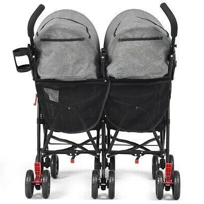 Double And Tandem Twin Baby Lightweight 18