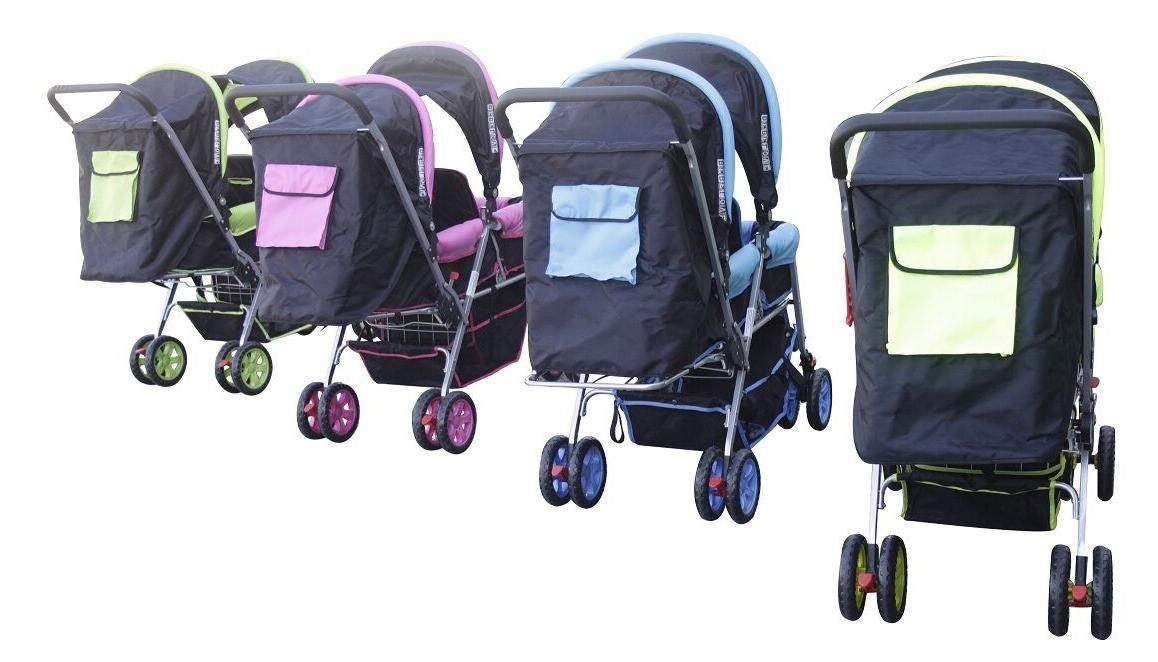 Strollers 2 Multiple Multi Twin Child