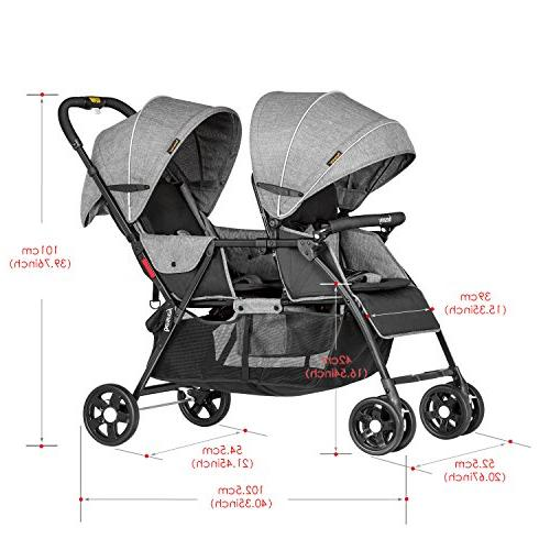 Besrey Double for Baby and Duo Connect Strollers