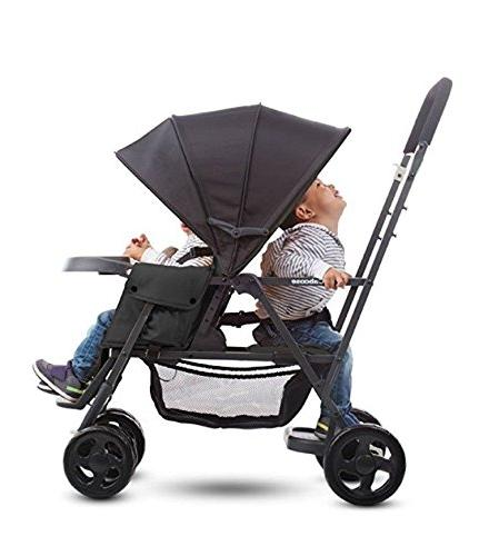 double tandem baby strollers