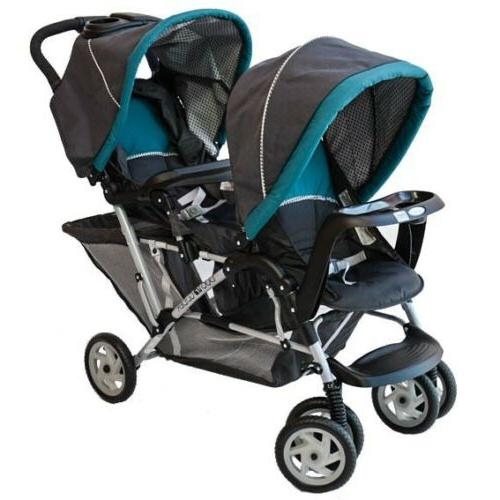 duoglider classic connect stroller dragonfly